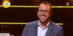 Le Quiz des Champions : Benjamin sort gagnant de l'émission de Cyril Féraud sur France 2… Un succès en termes d'audience !