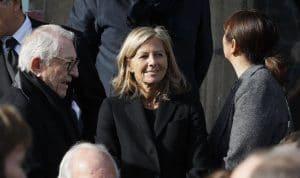 Obsèques d'Étienne Mougeotte : Plusieurs personnalités à l'instar de PPDA, Claire Chazal, Jean-Pierre Foucault présentes pour rendre un dernier hommage !