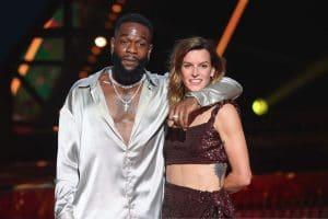 Danse avec les Stars : Répétition musclée entre les partenaires de danse Fauve Hautot et Tayc… La danseuse professionnelle a fini par gifler son partenaire !