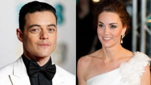 Kate Middleton : L'acteur Rami Malek a proposé une offre assez drôle à la femme du prince William !