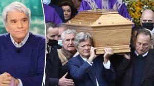 Bernard Tapie : Pour l'ultime hommage rendu à l'illustre disparu, le clan reste uni… Les supporters de l'Olympique de Marseille sont présents !